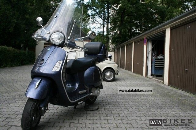 2003 Piaggio  Vespa GT 200 L Motorcycle Scooter photo