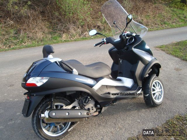 2008 piaggio mp3 400 ie 7567km from 1 hand trade in mp 3. Black Bedroom Furniture Sets. Home Design Ideas