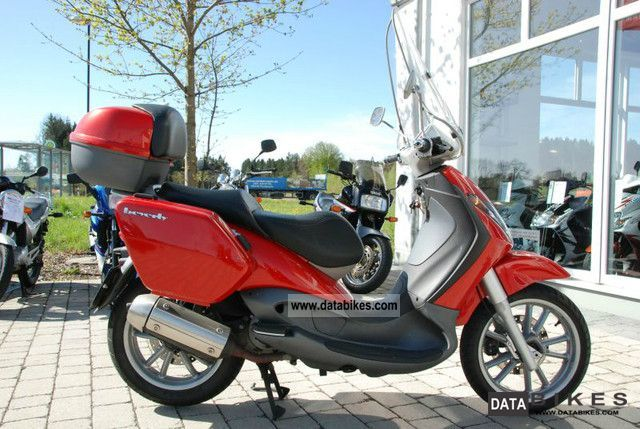 2002 Piaggio  Beverly 125 Motorcycle Scooter photo