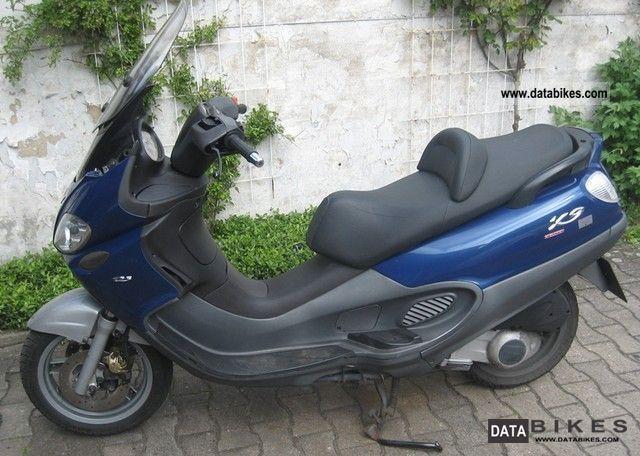 Piaggio  X9 Evolution 2004 Scooter photo