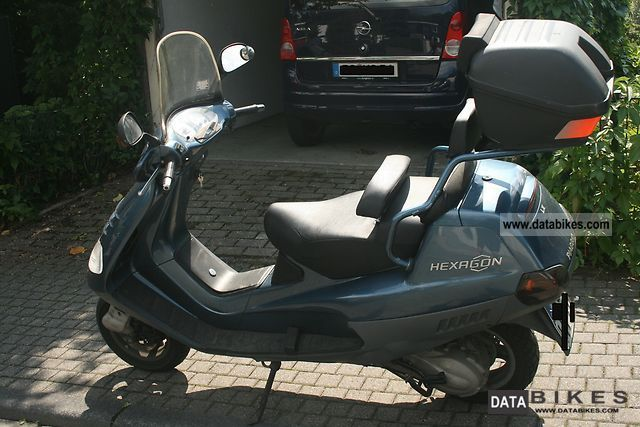1998 Piaggio  125 LX Motorcycle Scooter photo
