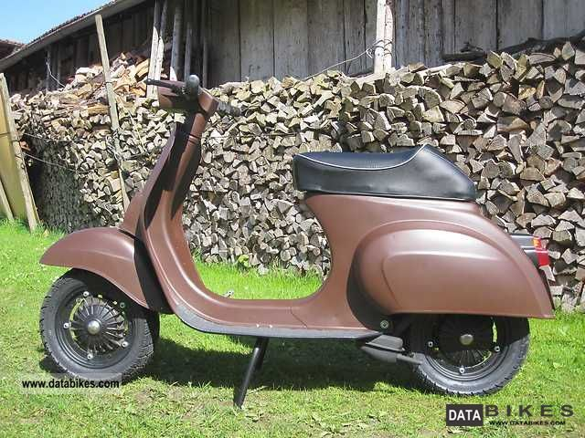 Piaggio  VESPA SPECIAL V50 1974 Vintage, Classic and Old Bikes photo