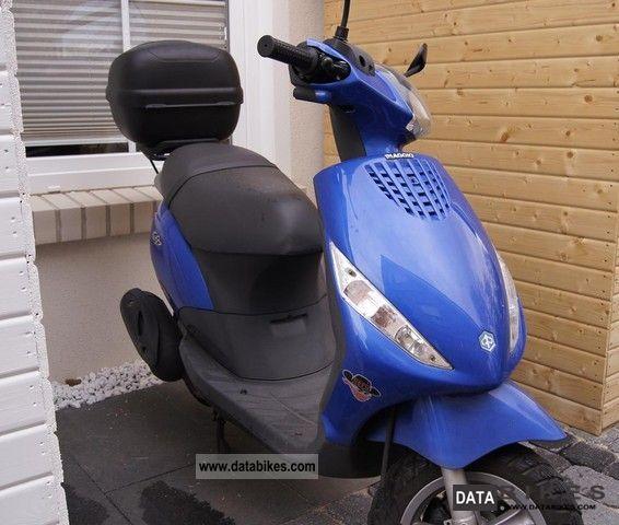 Piaggio  Zip 50 2007 Scooter photo