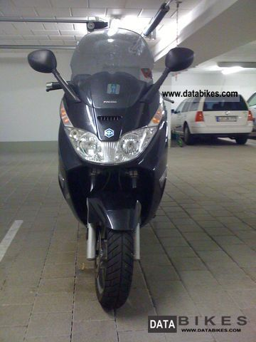 2007 Piaggio  X8 400 Motorcycle Scooter photo