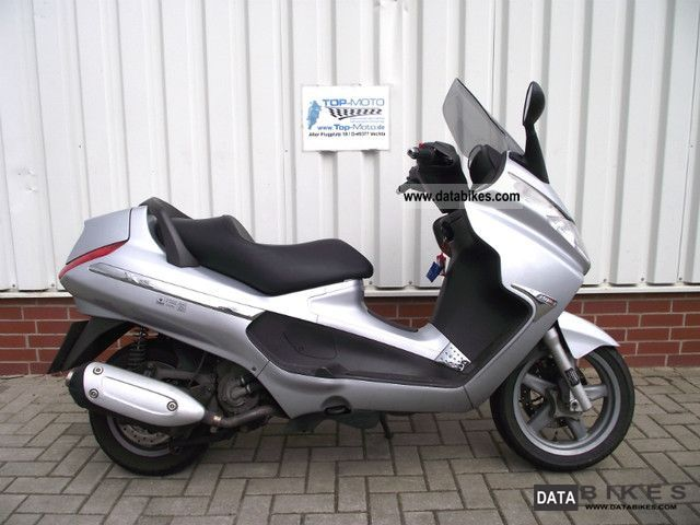 2006 Piaggio  X8 250 Motorcycle Scooter photo