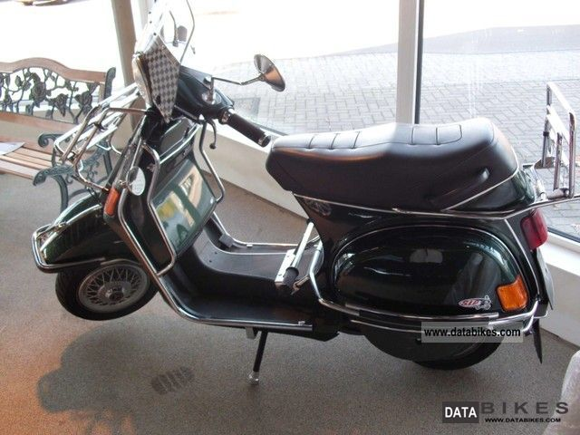 1995 Piaggio  Vespa Motorcycle Motorcycle photo