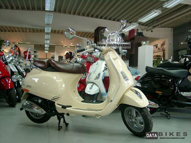 2011 Vespa S 50 2T Sport Mod 2012