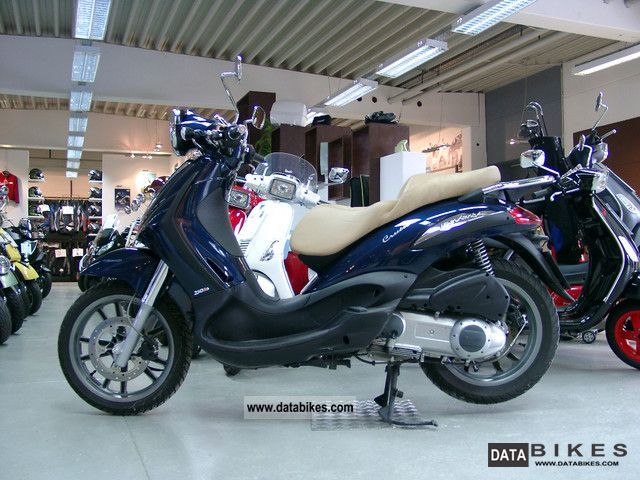 2009 Piaggio  Beverly 250i.e. Cruiser Motorcycle Scooter photo