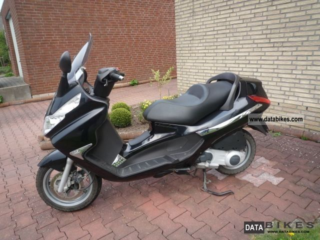 2007 Piaggio  X8 125 Premium Motorcycle Motorcycle photo