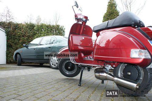 1980 Piaggio  Vespa Motorcycle Scooter photo