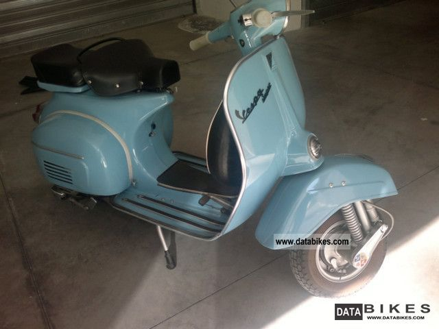 1966 Piaggio  vespa 150 super Motorcycle Scooter photo