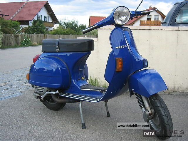 Piaggio  Vespa PX 200 E 1982 Scooter photo