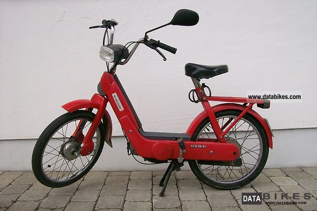 1994 Piaggio  Ciao Motorcycle Motor-assisted Bicycle/Small Moped photo