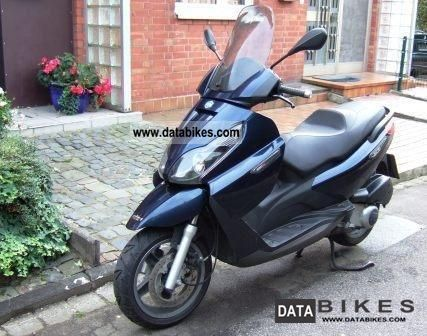2008 Piaggio  X7 250cc TÜV 03/2014 Motorcycle Scooter photo
