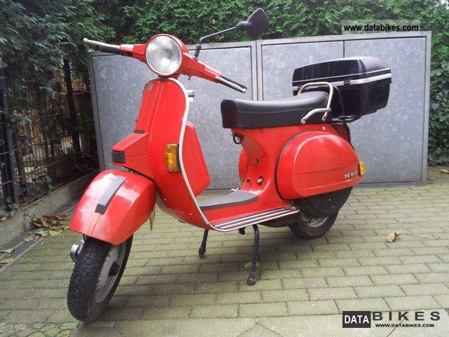 Piaggio  vespa px 80 1989 Scooter photo