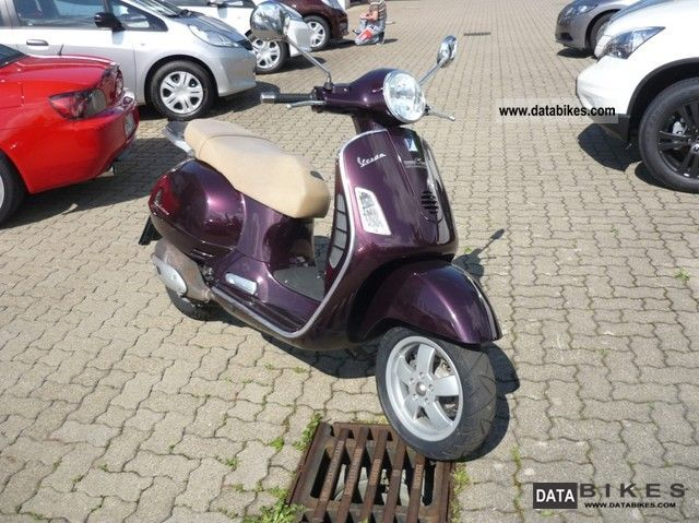 2006 Piaggio  GTS Grand Tourismo 1.te hand Motorcycle Motorcycle photo