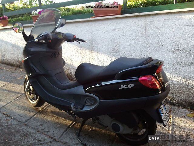 piaggio bikes and atv's (with pictures)