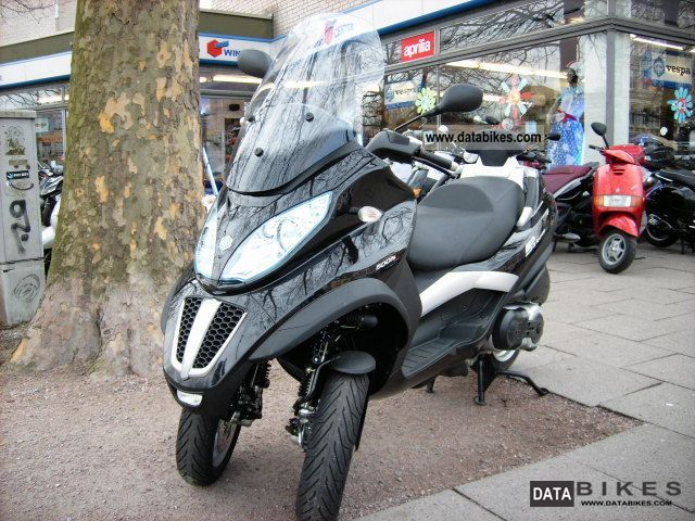 2012 Piaggio  MP3 500 LT Business Motorcycle Scooter photo