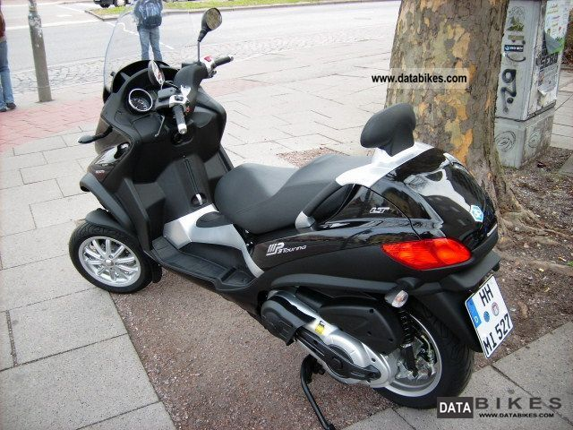 2012 piaggio mp3 500 lt business