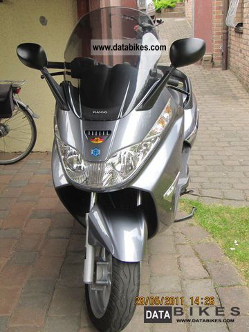 2006 Piaggio  X8 Motorcycle Scooter photo