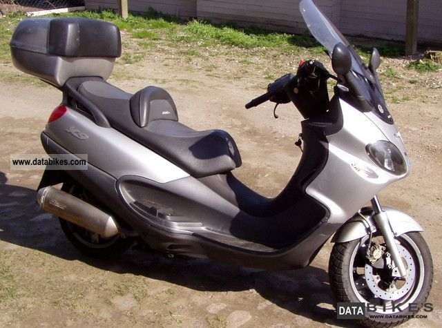 2001 Piaggio  X9 500 Motorcycle Scooter photo