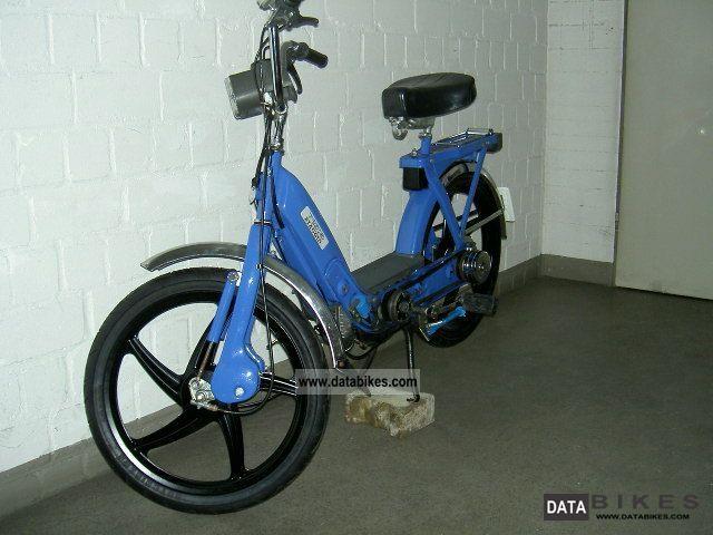 1981 Piaggio Ciao PX moped 40 km / h