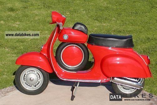 1970 Piaggio  Vespa Sprint 90 super Motorcycle Scooter photo