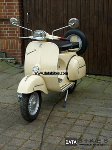 Piaggio  Vespa 150 GL 1963 Vintage, Classic and Old Bikes photo