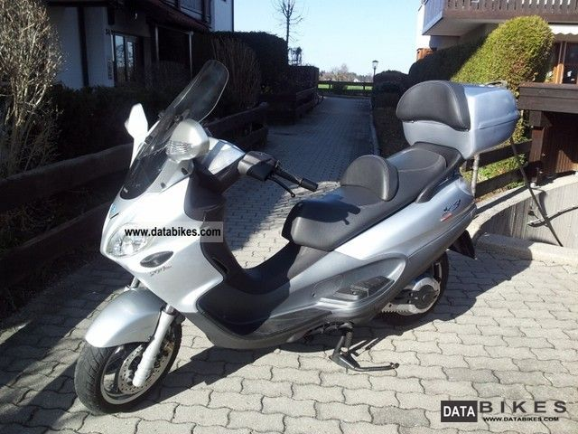 2007 Piaggio  x9 500 | 2 Owner | 11 900 km Motorcycle Scooter photo