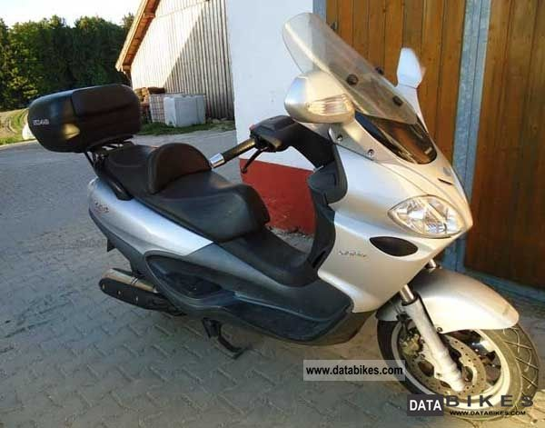 2006 Piaggio  X9 500 Motorcycle Scooter photo