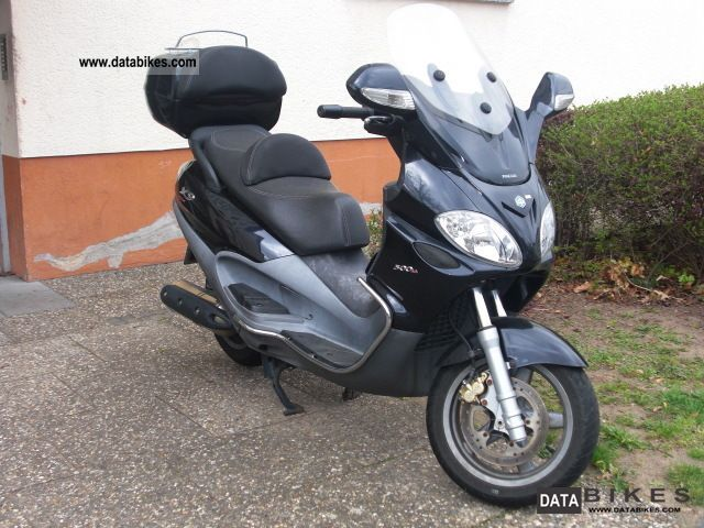 2007 Piaggio  x9 500 ABS Motorcycle Scooter photo