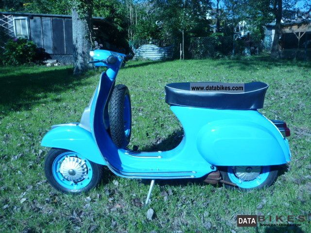 Piaggio  Vespa 50 N Special 1975 Vintage, Classic and Old Bikes photo
