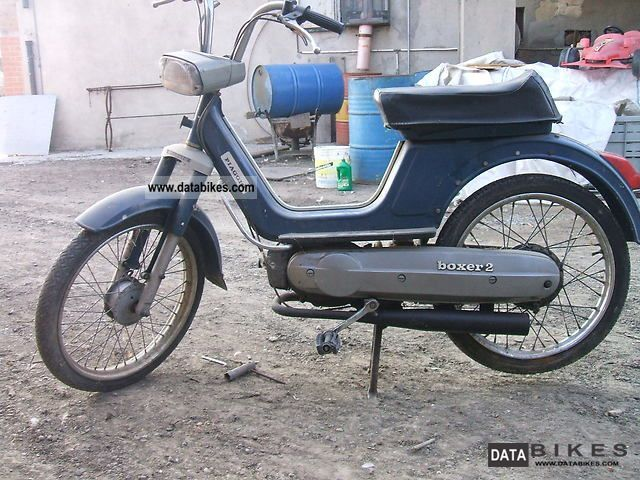 Piaggio  ciclomotore boxer piaggio 1970 Vintage, Classic and Old Bikes photo