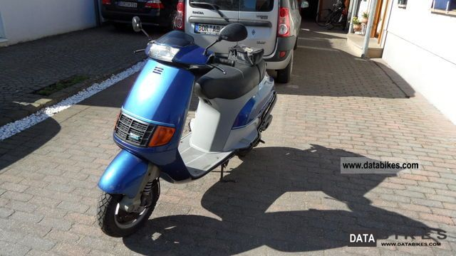 1992 Piaggio  NSP quartz moped with papers Motorcycle Motor-assisted Bicycle/Small Moped photo