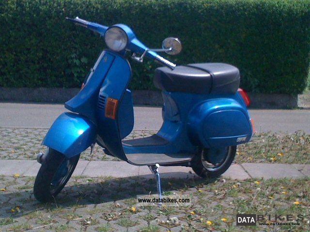 1985 Piaggio  Vespa Motorcycle Scooter photo