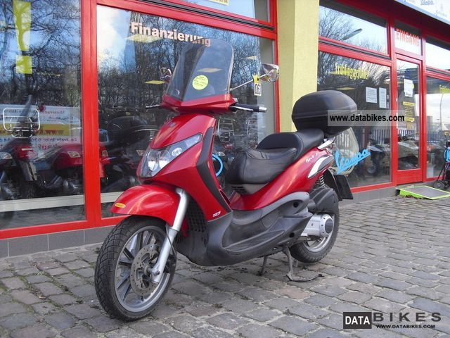 Piaggio  Beverly 125 nationwide delivery 2006 Scooter photo