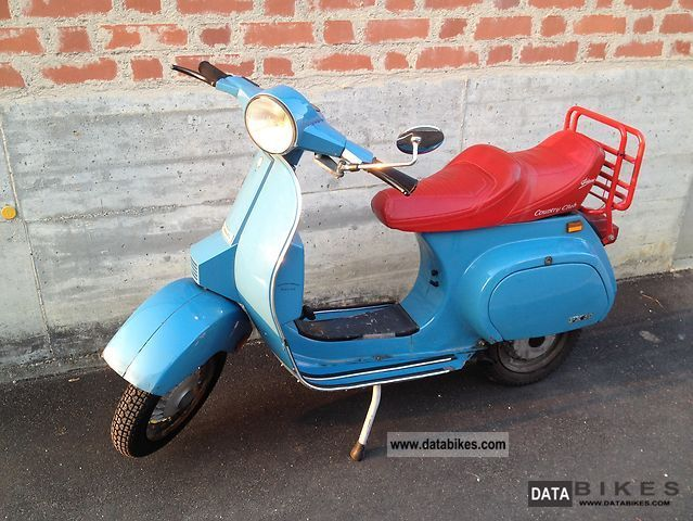 1984 Piaggio  PK50 S Motorcycle Scooter photo