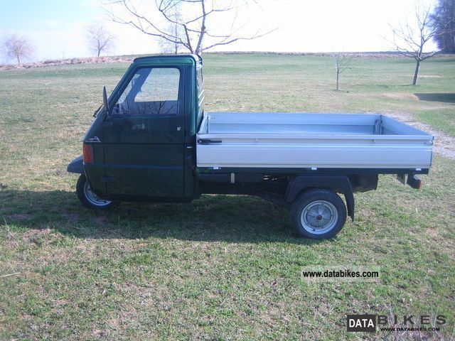 2009 Piaggio  APE TM Motorcycle Other photo