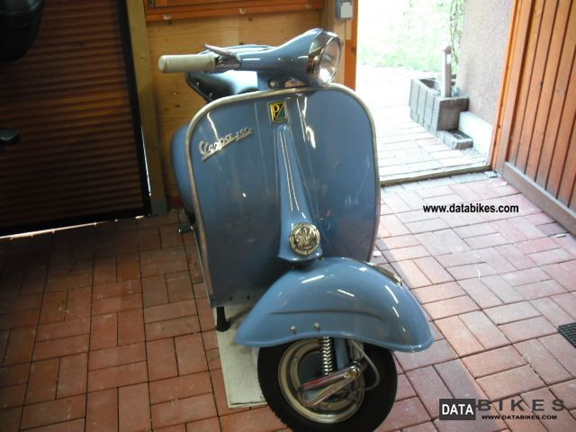 Piaggio  Vespa 150 VBB 1967 Vintage, Classic and Old Bikes photo