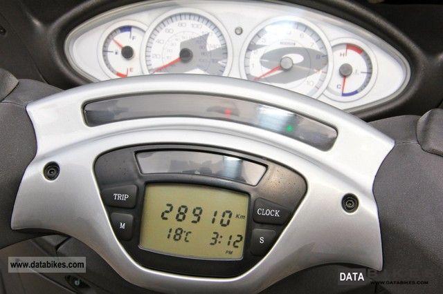 2008 Piaggio X9 500 Evolution