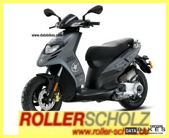 2011 Piaggio  TPH Nationwide, 125 New Delivery Model Motorcycle Scooter photo