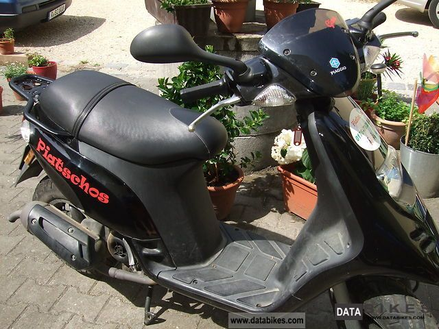 2009 Piaggio  TPH Motorcycle Scooter photo