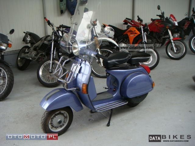 1996 Piaggio  125 Motorcycle Scooter photo
