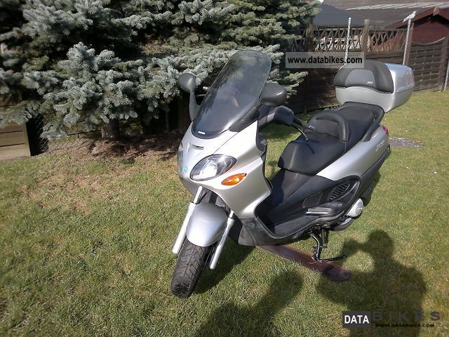 2000 Piaggio  x9 Motorcycle Scooter photo