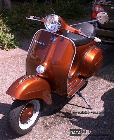 Piaggio  Vespa 150 Sprint Veloce 1974 Vintage, Classic and Old Bikes photo