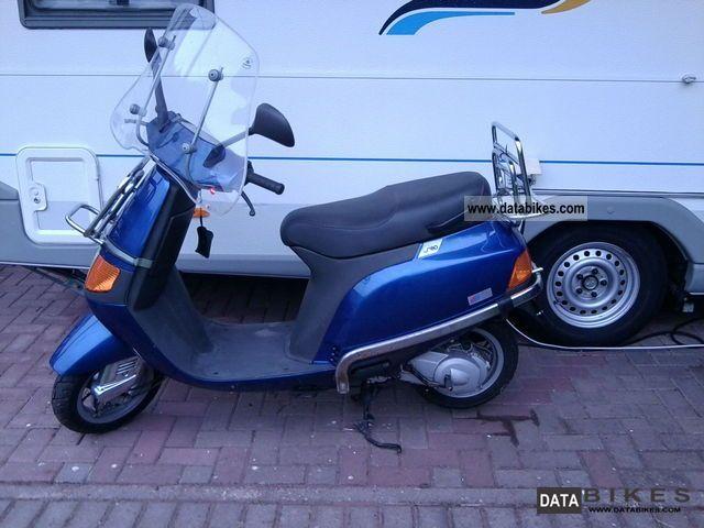 Piaggio  NSL 1998 Scooter photo