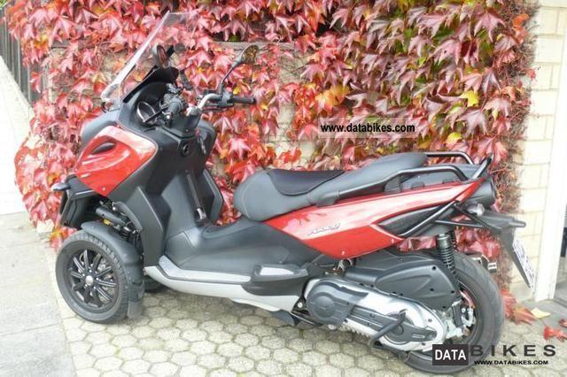 2007 Piaggio  FUOCO 500 Motorcycle Motorcycle photo