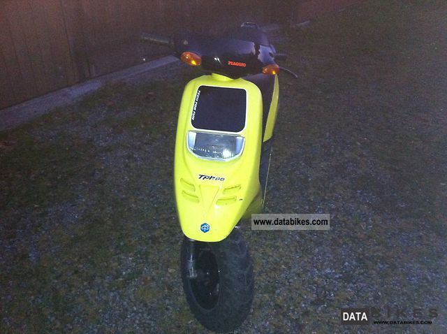 1994 Piaggio  TPH 80 Motorcycle Scooter photo