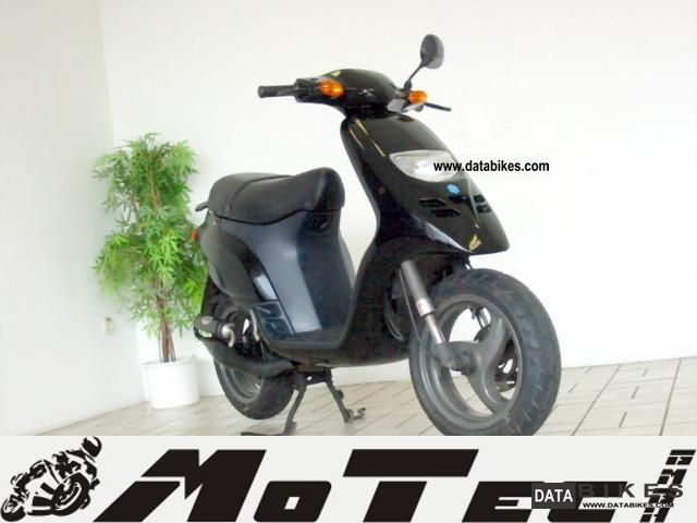 Piaggio  Storm 50 - moped scooter 25 KM / H - 1995 Scooter photo