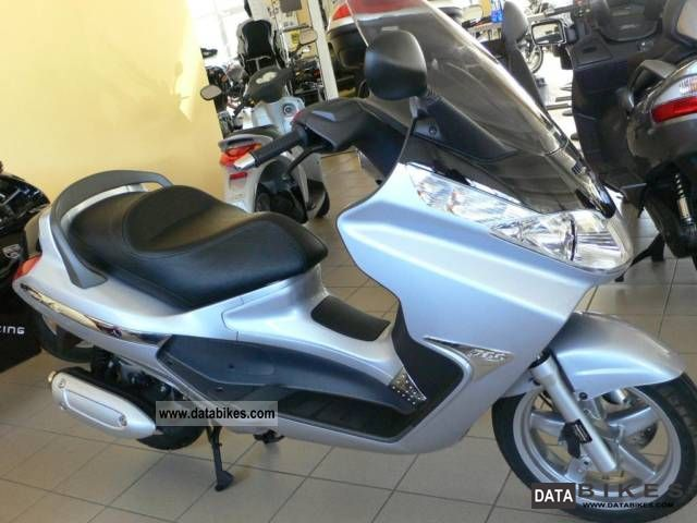 2003 Piaggio  X8 200 Motorcycle Scooter photo